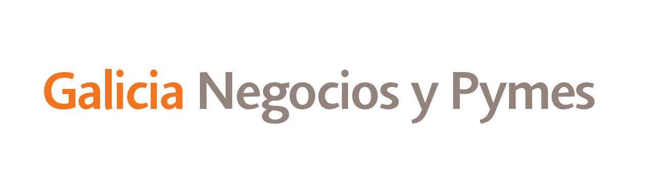 Logo Banco Galicia Negocios y Pymes