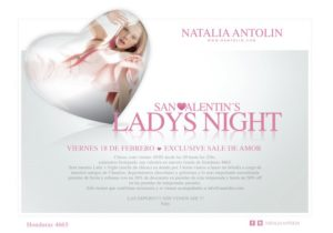 Ladies Night de Natalia Antolín
