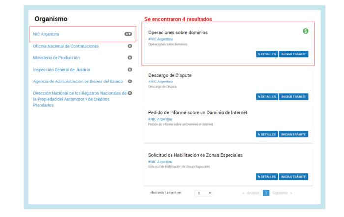 Cómo registrar un dominio .com.ar en NIC Argentina