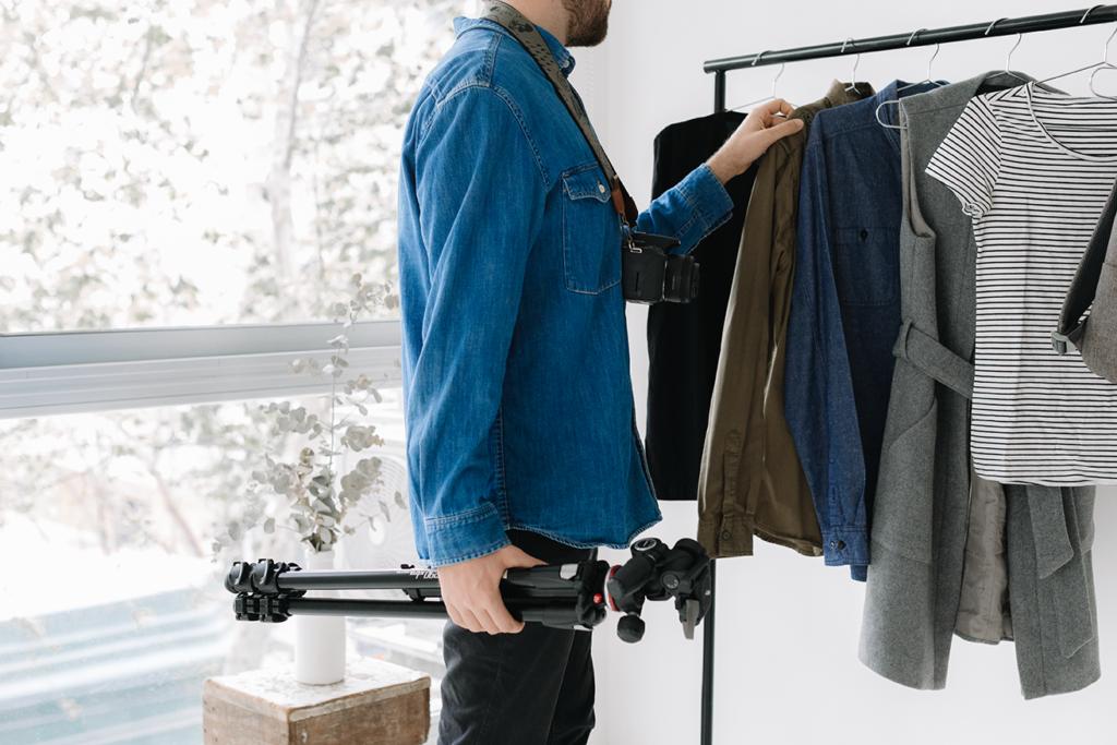 Características específicas de la fotografía de moda