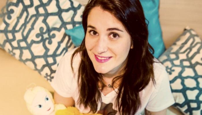 Marina Barros, fundadora da Diabética Tipo Ruim