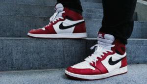 Tênis com logotipo da Nike