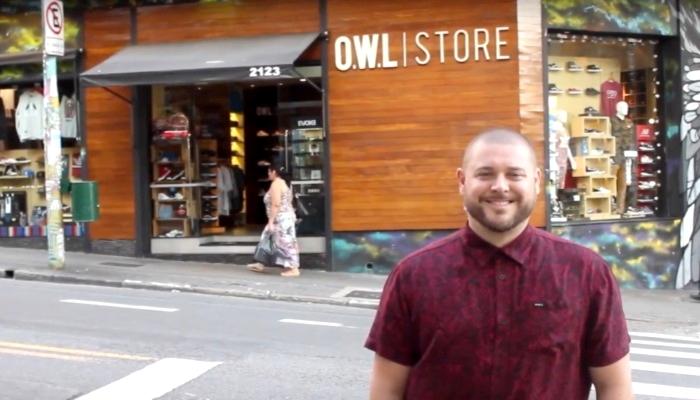 owl store