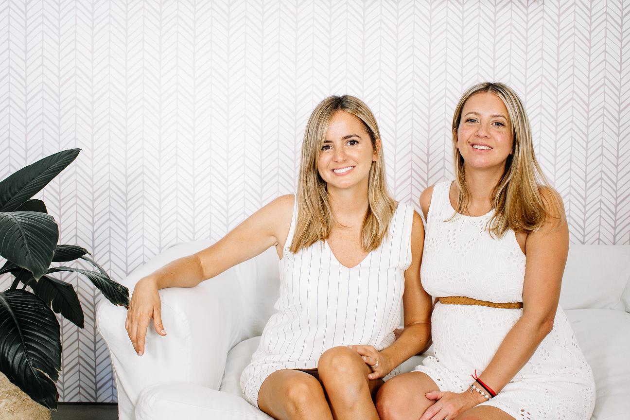 Luz y Belén creadoras de Casa Rincón