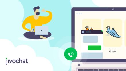 O que é JivoChat e como essa ferramenta pode melhorar o atendimento no e-commerce