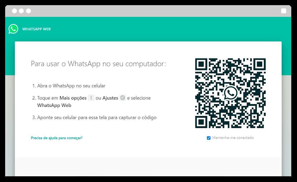 Como Usar Whatsapp No Pc Tutorial Dica Extra