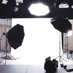 estudio para fotografar