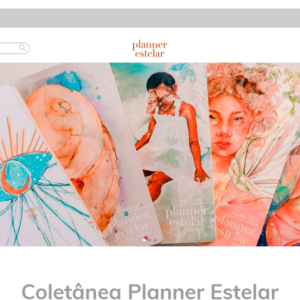 Imagem mostrando o layout da loja Planner Estelar