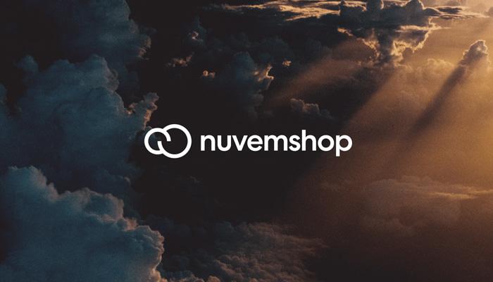 novo logo da nuvemshop