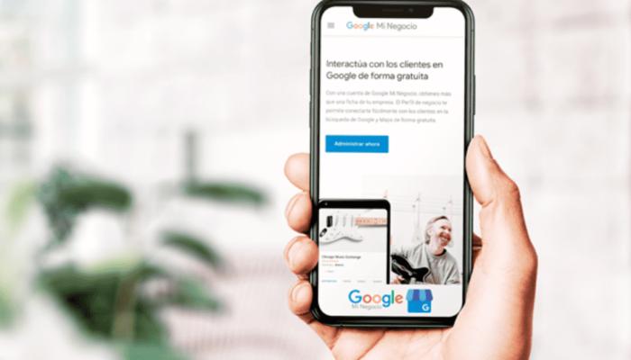 Portada - Google My Business