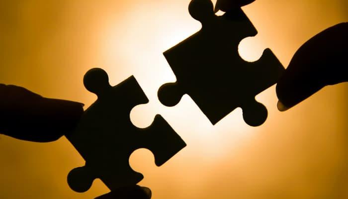 Imagem mostrando um quebra-cabeças.
