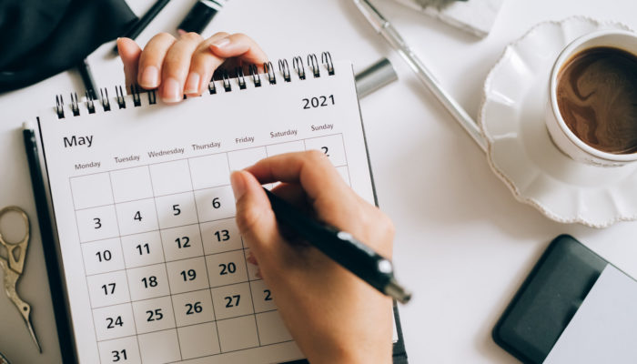 Fechas especiales del ecommerce: descarga el calendario 2021