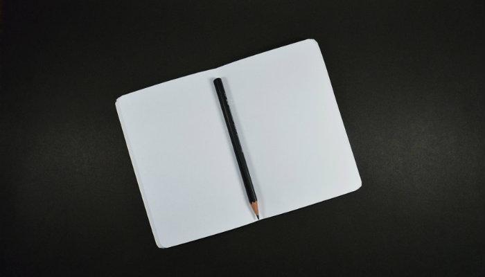 Caderno para projeto de design