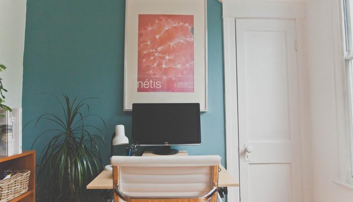 Foto de escritório em casa