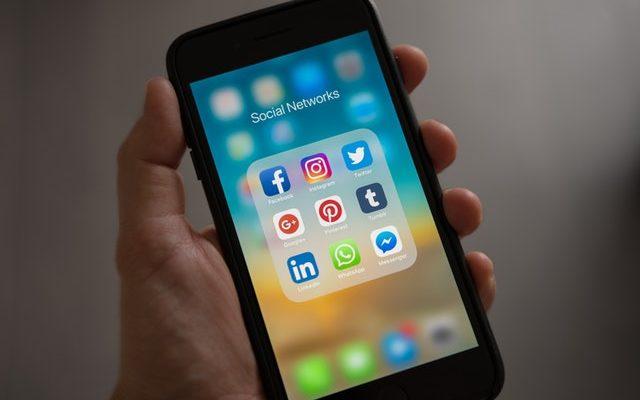Redes sociales más usadas - Thumbnail