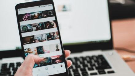 Imagen adjunta: Cómo abrir Instagram   Cuenta de empresa y perfil personal